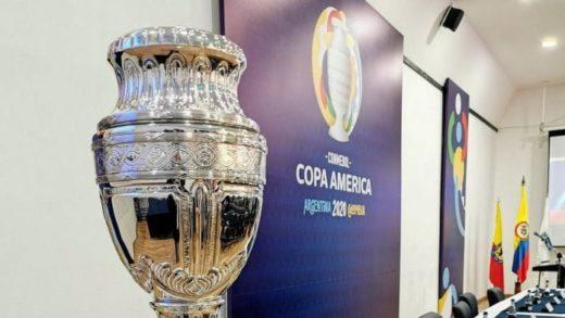 Copa América 2021 arrancará este domingo #13Jun