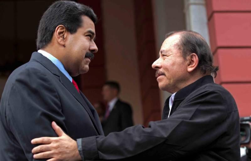 Administración de Maduro rechazó sanciones de EEUU contra cuatro funcionarios de Daniel Ortega