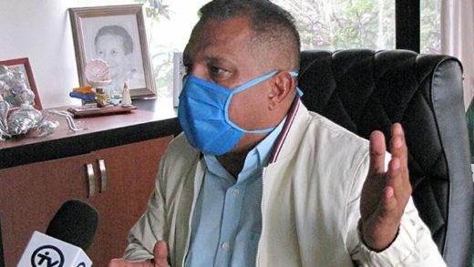 Gobernador de Nueva Esparta rechaza discriminación con proceso de vacunación
