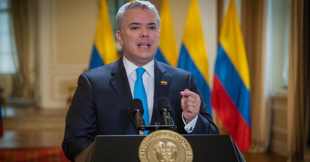 """Duque aseguró que la crisis migratoria de Venezuela es la más """"grave"""" del mundo"""