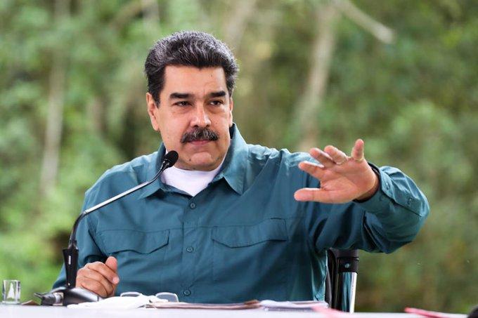 Maduro asegura que el 82 % de los alimentos consumidos en Venezuela son de producción nacional