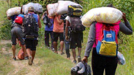 Oposición abogó por la protección de los migrantes venezolanos en el Día Mundial del Refugiado