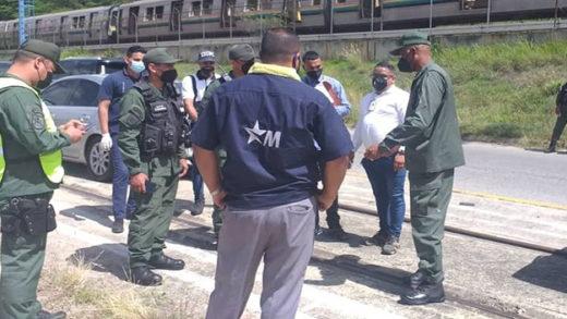 Hipolito Abreu denuncia actos de sabotaje eléctrico en el Metro de Caracas