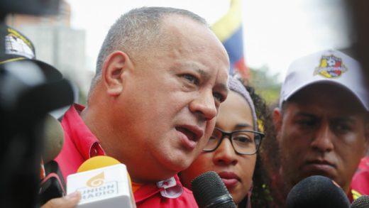 Diosdado Cabello promete que en 30 días desocupará todos los centros de detención preventiva del país