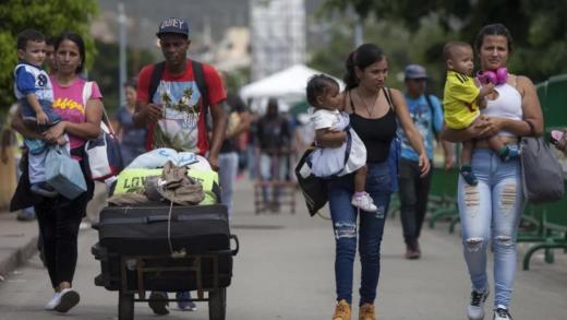 Al menos 151.000 personas regresaron a Venezuela desde comienzos de la pandemia del COVID-19