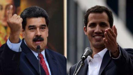 Guaidó acusa al régimen de Nicolás Maduro de financiar la represión y la persecución en Cuba