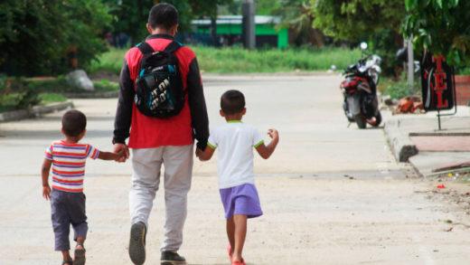 Guatemala detuvo a 6 venezolanos que intentaban llegar a EEUU