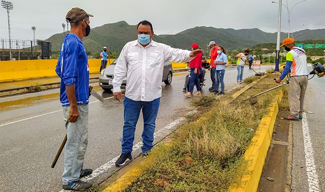 Alcaldía de Mariño despliega equipos de trabajo para optimizar servicios