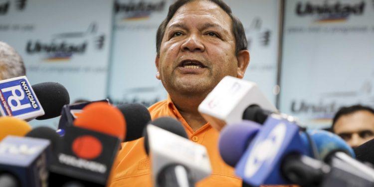 """Andrés Velásquez calificó de """"vergonzoso"""" el encuentro de Fedecámaras con Delcy Rodríguez"""
