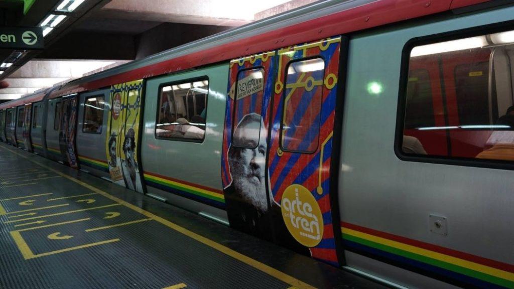 Al menos tres trabajadores del Metro de Caracas resultaron heridos tras explosión