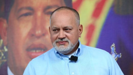 Diosdado Cabello rechazó que Reino Unido ratificara a Guaidó como presidente de Venezuela