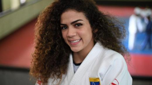 Judoca venezolana Anriquelis Barrios obtuvo el quinto lugar en los JJ OO