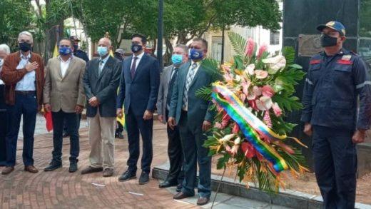 Gobernador Alfredo Díaz ratificó su compromiso en recuperar los espacios políticos en el país