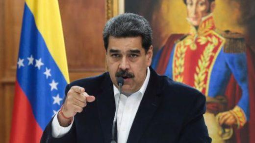 Maduro asegura que aceptaría la presencia de EEUU en negociación con la oposición en México