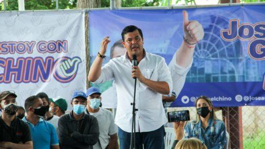 MRA abanderó a José Antonio «El Chino» González como candidato a la alcaldía de Mariño