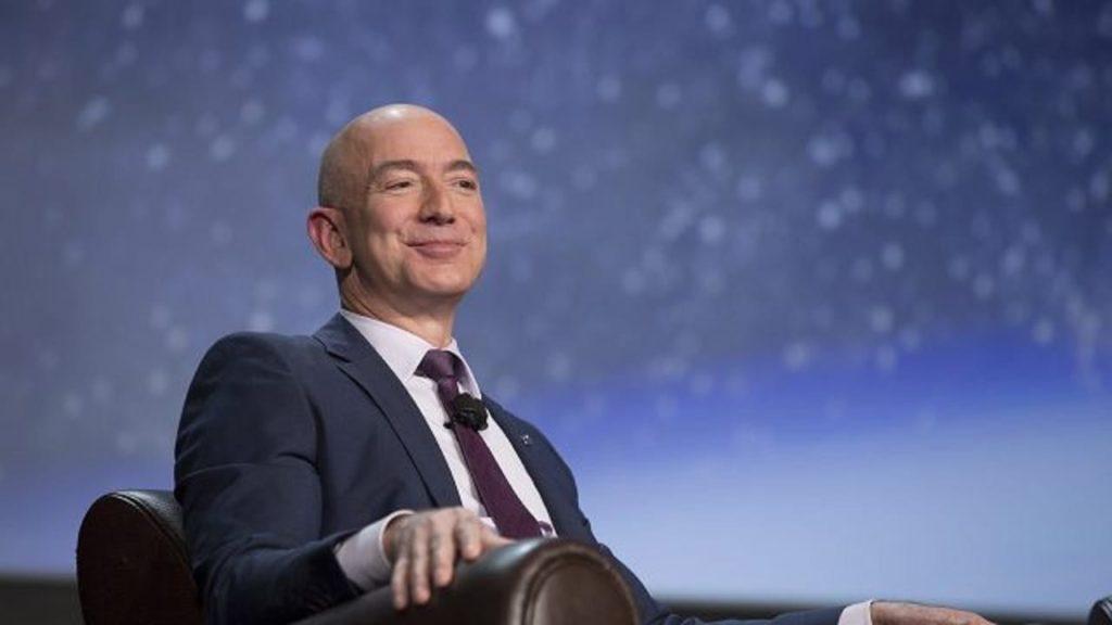 Jeff Bezos concretó el primer viaje al espacio este #20Jul