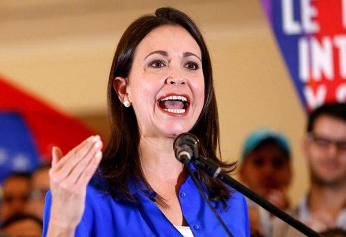 María Corina Machado critica duramente a empresarios tras reunión con el régimen