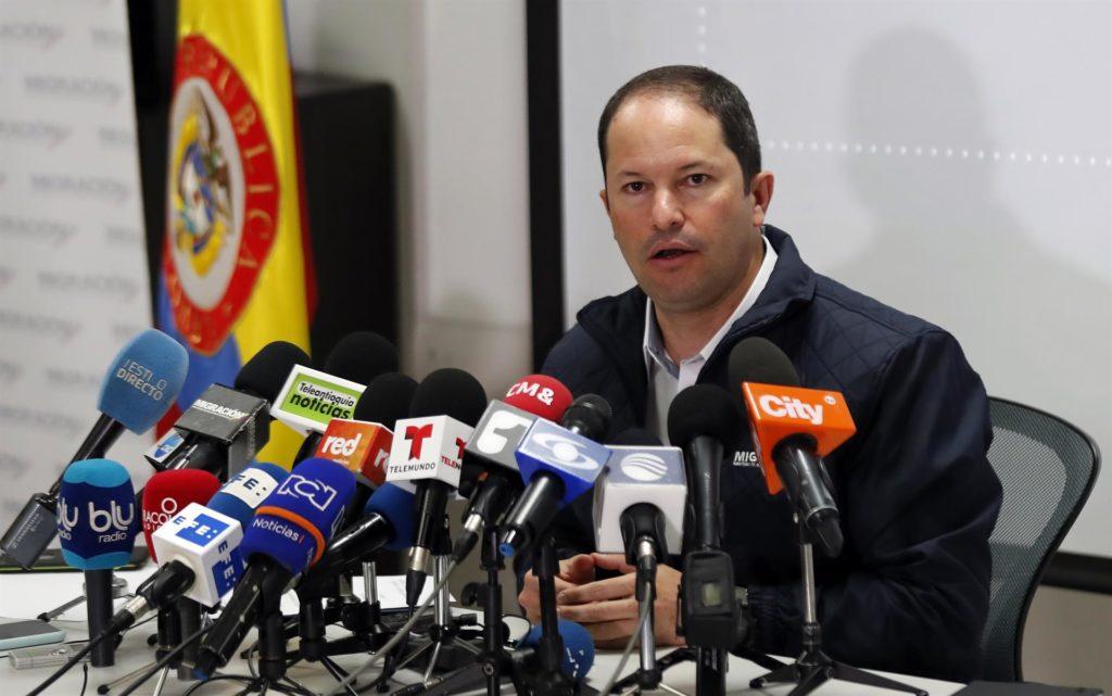 Más de 25.000 extranjeros han entrado a Colombia irregularmente