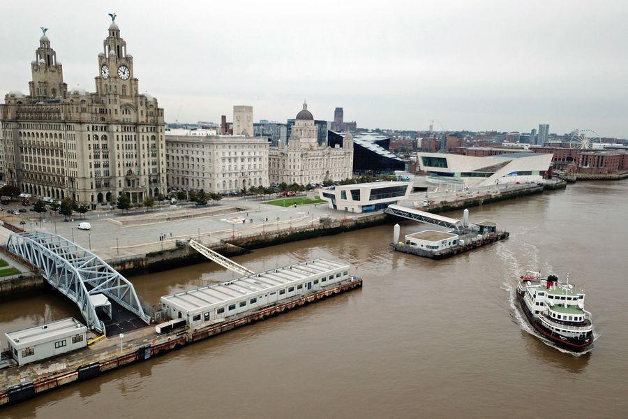 Unesco retiró el puerto de Liverpool de la lista del patrimonio mundial