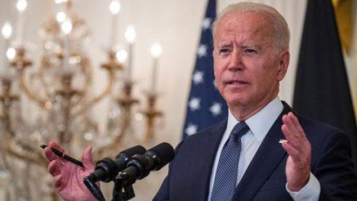 Casa Blanca estudia abrir las fronteras a Europa, aseguró Joe Biden
