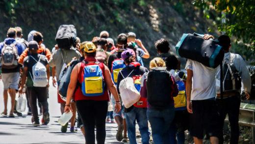 Rescatan a 30 migrantes venezolanos que estaban secuestrados en Chile