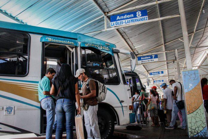 Transportistas de Nueva Esparta aseguran que se les aumentó cupo semanal de gasolina
