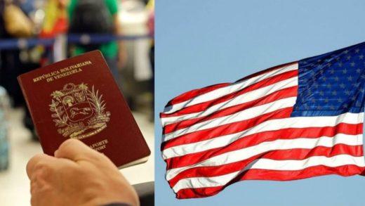 Estados Unidos reconoce extensión de pasaportes firmada por Guaidó