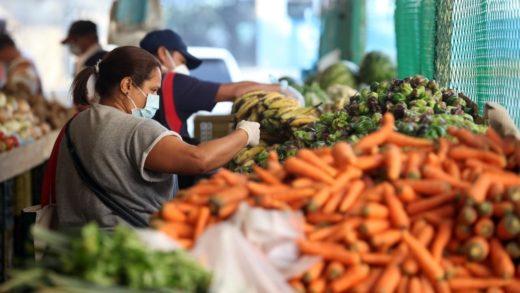 Venezuela solo produce el 30 % de alimentos que necesita
