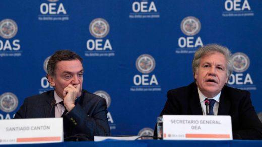 OEA pide a la Corte Penal Internacional que apertura una investigación contra Venezuela
