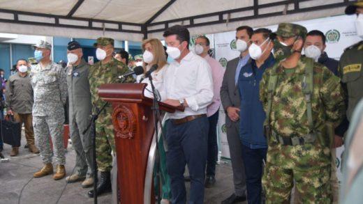 Autoridades de Colombia incautaron 149 explosivos en Bogotá