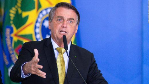 Investigan a Bolsonaro por difundir noticias falsas sobre las elecciones