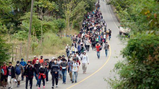 Colombia y Panamá permitirán el paso controlado de migrantes que van hacia Estados Unidos