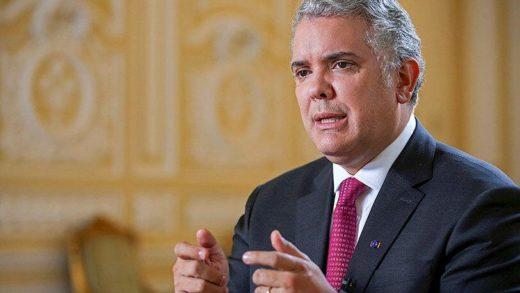 """Duque afirma que acercarse a Maduro es """"validar la dictadura"""" en Venezuela"""