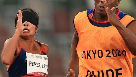 Linda Pérez obtiene la primera medalla de oro para Venezuela en los Juegos Paralímpicos