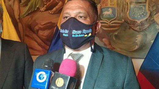 """Alfredo Díaz: """"Quiero ser gobernador para que Nueva Esparta siga el camino de la paz"""""""