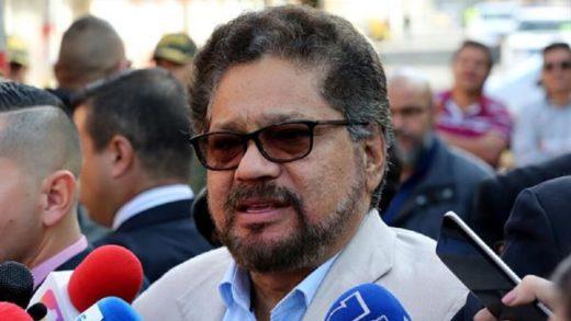 Colombia pide a Interpol Venezuela capturar al líder de la FARC Iván Márquez