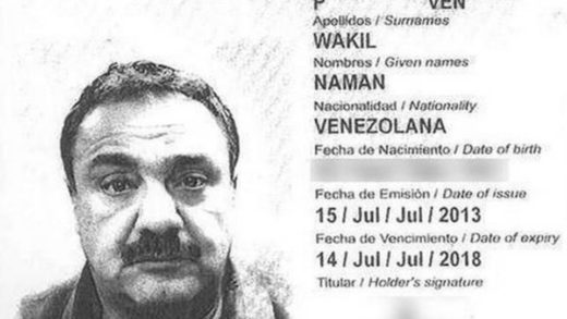 Detienen en EE.UU. al empresario venezolano Naman Wakil por lavado de dinero
