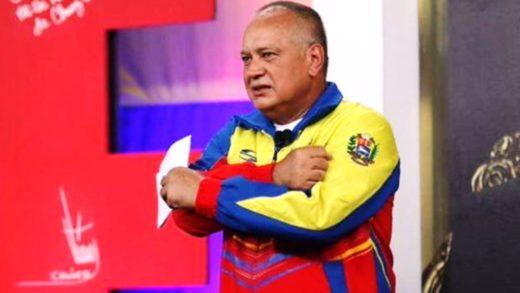 """Diosdado Cabello advirtió sobre posible """"sabotaje"""" y """"actos de terrorismo"""" en primarias del PSUV"""