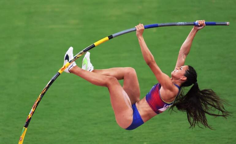 Robeilys Peinado queda eliminada de la final de salto con garrocha en Tokyo 2020