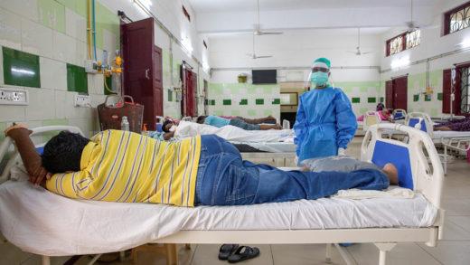Paciente con hongo negro en Mérida se mantiene estable