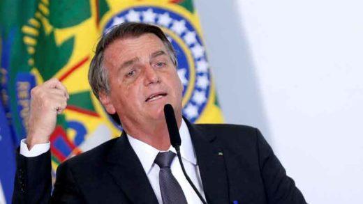 Bolsonaro afirmó que si se mantener el voto electrónico, Brasil se convertirá en una Venezuela