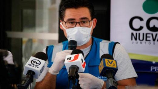 Dante Rivas denunció que Nueva Esparta es víctima de un sabotaje eléctrico