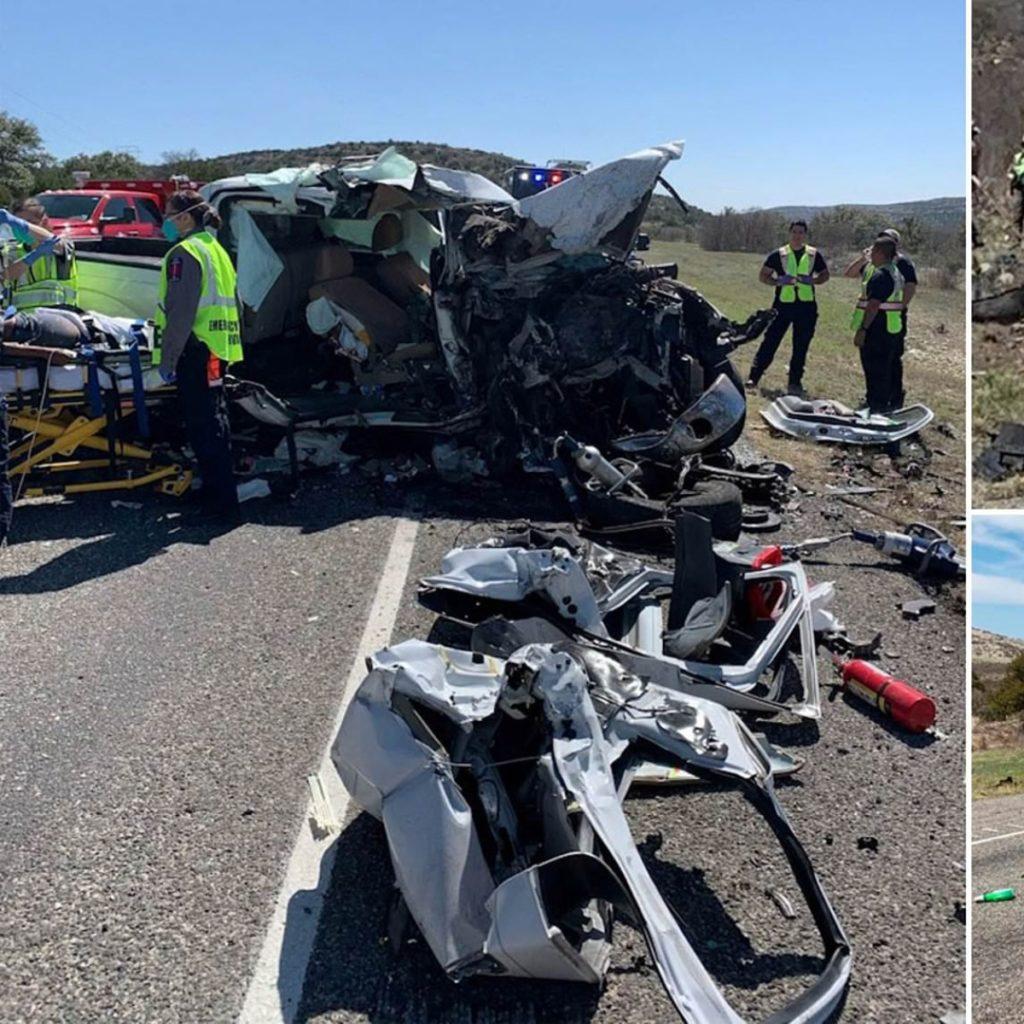 Al menos 10 personas mueren en un accidente de tráfico en Texas