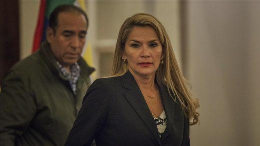 Extienden prisión preventiva de Jeanine Áñez en Bolivia