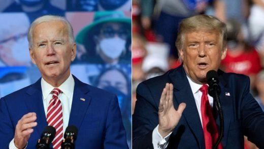 Trump criticó a Biden por la retirada de las tropas estadounidenses de Afganistán