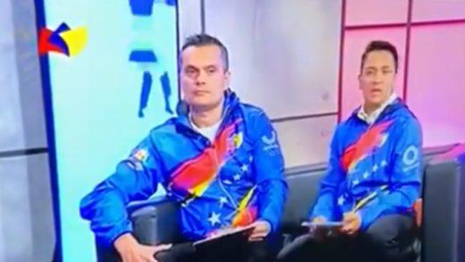 Entrevistado en TVES denunció la falta de apoyo a los atletas en Tokio y lo censuran (+Video)