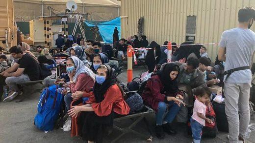 Talibanes culpan a EE.UU. de muertes en el aeropuerto de Kabul