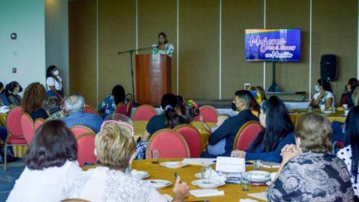 Mujeres por el cambio aportaron propuestas para plan de gestión de El Chino González