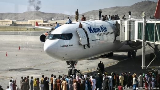 Aeropuerto de Kabul activa sus vuelos este jueves #9Sep
