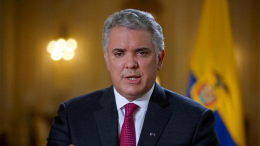 Iván Duque exigió al régimen de Maduro ponerle fin a las convivencias con terroristas